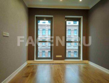 Теперь в спальне теплые панорамные окна в пол!